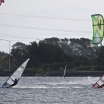 Windsurf & kiting on the Estuary