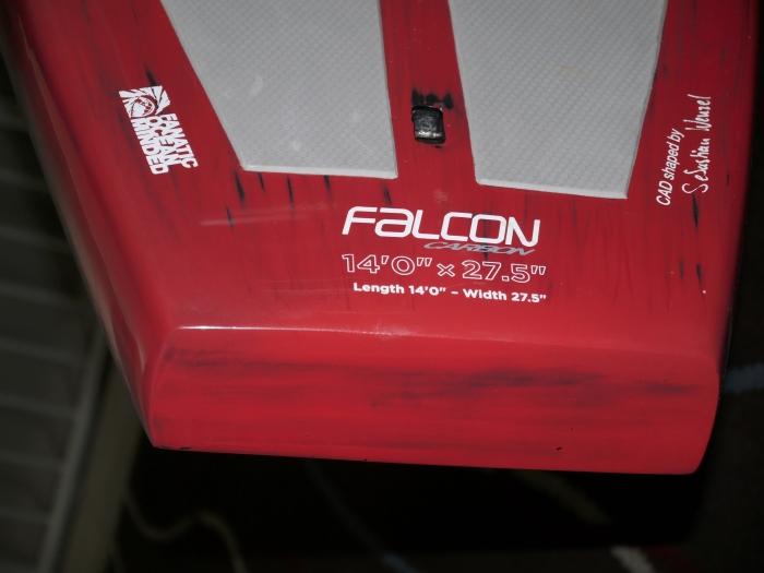 Falcon 14' x 27.5