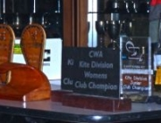 Canterbury Windsports Association trophies