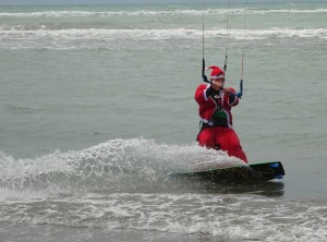 Chris Kimber Kiteboarding