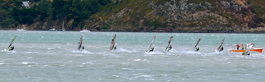 2015 ATF Windsurf Nationals in Christchurch