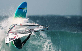 New 2015 gear from North windsurfing & Fanatic